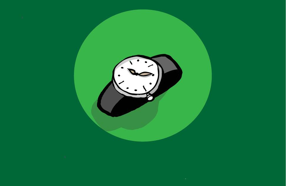 Farfars klocka